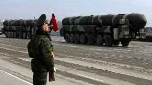 In A Tit-For-Tat, Russia Suspends Nuclear Treaty After The U.S. [Video]