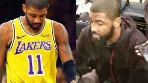Kyrie Irving BACKTRACKS On His Promise To Re-Sign With The Boston Celtics! [Video]