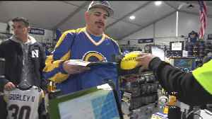 Rams Fans Gearing Up For Big Game [Video]