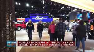 State of Michigan warns of rubella exposure at North American International Auto Show [Video]