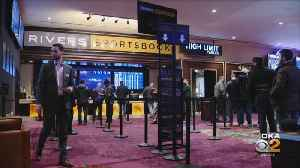 Thousands Of Dollars In Bets Being Placed On Super Bowl At Rivers Casino [Video]