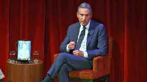 Howard Schultz Talks Coffee and Politics in San Francisco [Video]