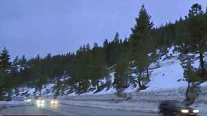 Cold, Wet Winter Storm Roars Into Northern California [Video]