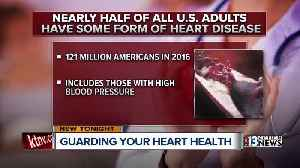 Las Vegas woman urges people to improve habits to improve heart health [Video]