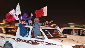 Qatar make football history with Asian Cup win [Video]