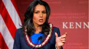 Congresswoman Gabbard to Officially Declare 2020 Candidacy [Video]