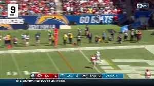 Los Angeles Chargers quarterback Phillip Rivers' top 10 throws | 2018 season [Video]