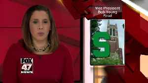 MSU fires Young as university's VP, general counsel [Video]