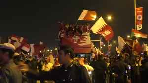 Qatar celebrates return of Asian Cup champions [Video]