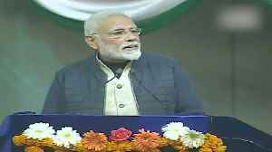 Watch: PM Modi addresses an event in Kashmiri language in Srinagar [Video]