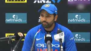 Ind vs NZ: Winning the series 4-1 is a massive achievement says Rohit Sharma [Video]