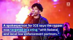 21 Savage Arrested By ICE, Claim He Is Actually From the UK [Video]