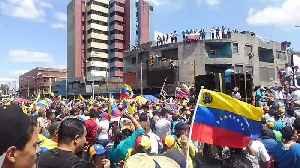 Protesters Show Support for Juan Guaidó in Maturín, Venezuela [Video]