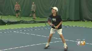 Eleven-Year-Old Gets To Play Tennis Again In Plano After Intense Chemo Treatments [Video]