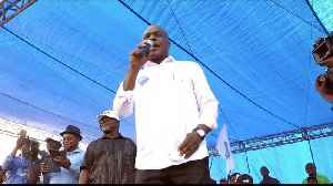 DR Congo elections: Fayulu calls for peaceful resistance [Video]