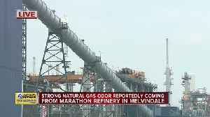 Natural Gas Odor Coming From Melvindale [Video]