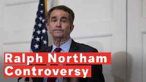 Virginia Governor Ralph Northam Denies He Is In Racist Yearbook Photo [Video]