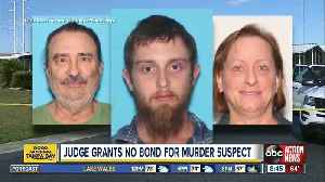 Quadruple murder suspect charged with capital first-degree murder in deaths of wife's family gets no bond [Video]
