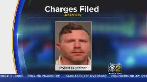 Lakeview Man Charged With Beating Woman, Hitting Police Officer [Video]