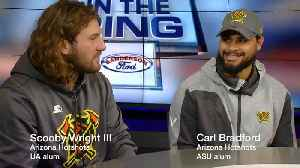 Scooby Wright, Carl Bradford preview the Arizona Hotshots' inaugural AAF season - ABC15 Sports [Video]