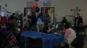 Special party planned for six-year-old boy [Video]