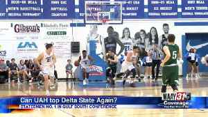 UAH teams take a pair of wins against Delta State [Video]