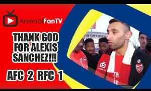 Thank God For Alexis Sanchez!!! | FA Cup Semi Final - Arsenal 2 Reading 1 [Video]