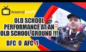 Old School Performance At An Old School Ground !!! | Burnley 0 Arsenal 1 [Video]