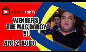 Wenger's The Mac Daddy!!! - Arsenal 4 Newcastle Utd  1 [Video]