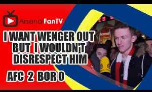 I Want Wenger Out But I Wouldn't Disrespect Him - Arsenal 4 Newcastle 1 [Video]