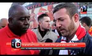 Arsenal 4 Everton 1 - We've Still Got Ramsey To Come Back [Video]