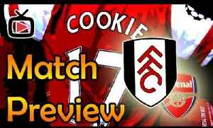 Arsenal FC - Cookie Match Preview - Arsenal V Fulham Away - ArsenalFanTV.com [Video]
