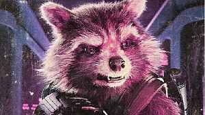 'Avengers: Endgame' Trailer Reveals Rocket's Classic Outfit [Video]