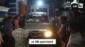 Mamata Banerjee continues dharna, CBI to approach SC [Video]