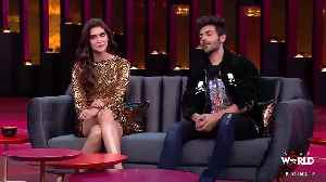 Koffee with Karan teaser: Kartik Aaryan, Kriti Sanon [Video]