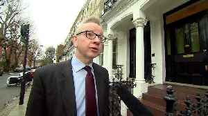 Gove confident of EU withdrawal deal everyone can agree to [Video]