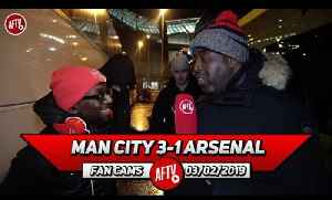 Man City 3-1 Arsenal | We Are Good Enough To Make Top 4! (Ty) [Video]
