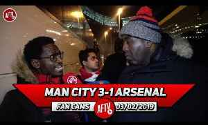 Man City 3-1 Arsenal | Kroenke Needs To Sell This Club To Someone Who Cares! [Video]