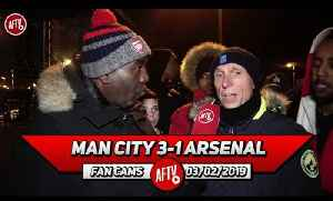 Man City 3-1 Arsenal | Lichtsteiner Is FINISHED! Play Mavropanos or Jenkinson (Lee Judges) [Video]