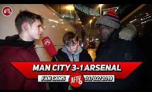 Man City 3-1 Arsenal | Ramsey & Suarez Should Have Started Today! [Video]