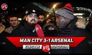 Man City 3-1 Arsenal | We Need REAL A Captain In This Squad! (Turkish Rant) [Video]
