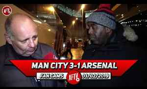 Man City 3-1 Arsenal | It Was A Mistake Leaving Ozil On The Bench! (Claude Rant) [Video]