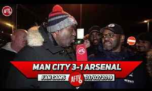 Man City 3-1 Arsenal | The Title Race Will Go Down To The Wire! [Video]