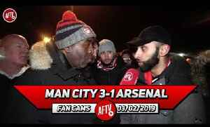 Man City 3-1 Arsenal | Having A Self-Sustaining Model Gives Other Teams A Head Start! (Moh) [Video]
