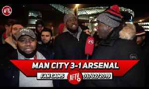 Man City 3-1 Arsenal | Stan Kroenke Only Cares About American Football!! (Da Mobb) [Video]