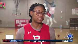 High school dunking sensation Fran Belibi shares her basketball journey and plans after high school [Video]