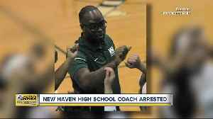 New Haven High School coach arrested for alleged sexual assault [Video]