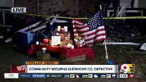 Community mourns Clermont County detectiveo [Video]