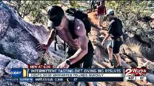 Intermittent fasting diet giving big results [Video]