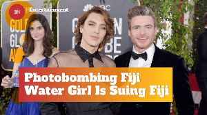 From Photobombing To Photo Suing: This Fiji Girl Is Busy [Video]